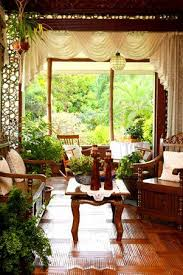 Tropical Filipino Design For A Family Home Colonial Furniture - Furniture living room philippines