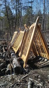 log trellises rustic arbors pergolas wedding chuppahs branch
