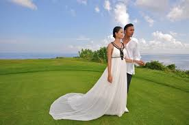wedding dress di bali new kuta golf wedding reception package bali shuka wedding