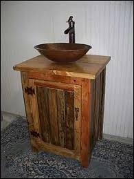 Vanity Top For Vessel Sink Rustic Vessel Sinks Foter