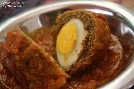 la cuisine pakistanaise nargisi kofta ou chaussons d agneau farcis culinaire by