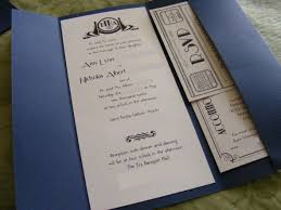 diy pocket wedding invitations our diy deco pocket fold invitations weddingbee photo gallery