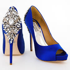 wedding shoes blue badgley mischka kiara sapphire blue wedding shoes bridal glam