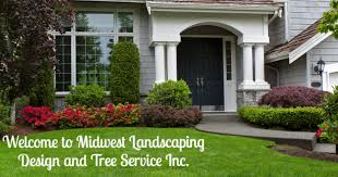 midwest landscaping design tree trimming midwest landscaping