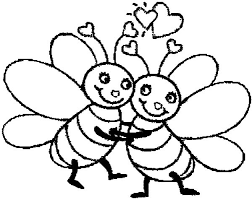 impressive bumble bee coloring pages inspiring 8108 unknown