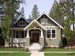 beautiful housing designs one story craftsman style home plans