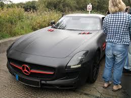 mercedes matte black dream car spotter mercedes sls matte black evra