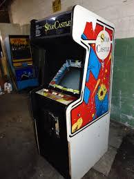 star castle arcade game chattanooga pinball