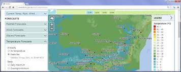 Current Temperature Map Apparent U0027feels Like U0027 Temperature Social Media Blog Bureau