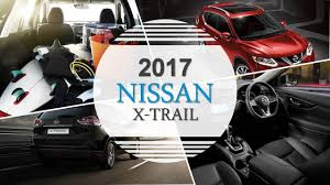 nissan australia x trail 2017 nissan x trail facelift revealed for australia youtube
