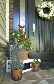 how to deck out your springtime entryway the design twins diy