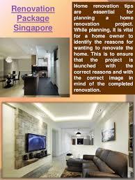 home renovation tips renovation ideas singapore hdb