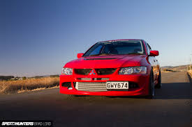 mitsubishi evo 8 red lancer evo dakos3