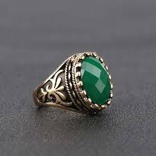 Superhero Wedding Rings by Newest Turkish Ottoman Men Ring Orhan Style Trend20 The