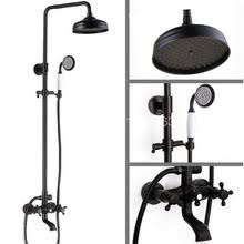 Shower Faucet Oil Rubbed Bronze Compare Prices On Oil Rubbed Bronze Shower Faucet Set Online