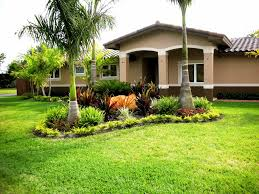 Tropical Landscaping Ideas by Tropical Landscaping Ideas For Front Of House U2014 Jen U0026 Joes Design