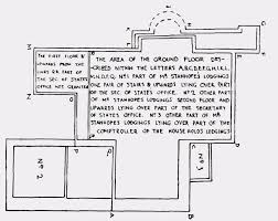 Downing Street Floor Plan The Treasury And Privy Council Offices British History Online