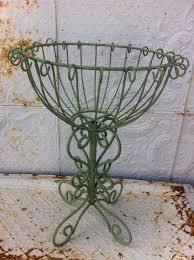 plant stand wrought iron plant holder for patiowrought