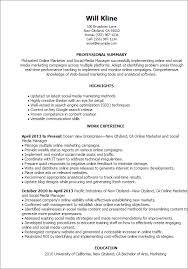 Busser Resume Sample by Download Media Resume Haadyaooverbayresort Com