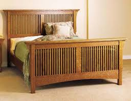 WOOD Arts And Crafts Bedroom Suite Super Bundle Beds - Arts and craft bedroom furniture