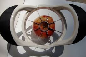 edible craft apple bowl for rosh hashanah honey bible belt
