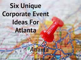 six unique corporate event ideas for atlanta events comedy