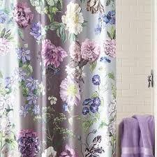 Shower Curtains Purple Lavender Purple Ribbed Shower Curtain