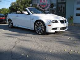 Bmw M3 Convertible - 2011 bmw m3 convertible stock 14181 for sale near albany ny