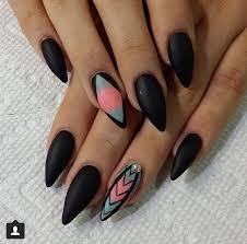 all matte ombré nail design u003c u003cfabulous stiletto nails