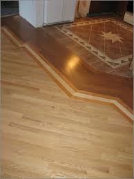 Hardwood Floor Transition Tile To Hardwood Floor Transition Tiles Home Design Ideas