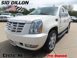 used cadillac escalade truck for sale and used cadillac trucks for sale in nebraska ne getauto com