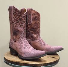 gringo womens boots sale pink leopardito by gringo desperado boutique