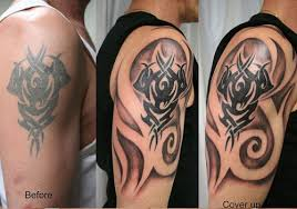 cover up tribal design on sleeve aztec tribal