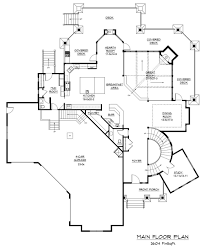 very large home plans