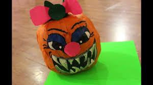 halloween pumpkin decorating ideas for kids how to make a paper