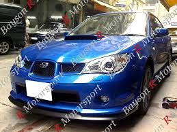 peanut eye subaru fs subaru 03 05 peanut eye v limited front lip sale
