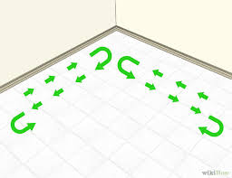 4 ways to clean grout between floor tiles wikihow