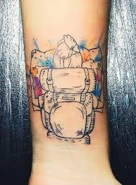 travel tattoo images Travel tattoo discovered by lucyy on we heart it jpg