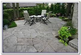 Building Flagstone Patio Build A Flagstone Patio Without Mortar Patios Home Furniture