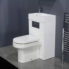 space saver sink and toilet toilet with sink on top integrated basin sink built in