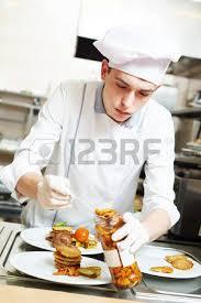 sexe dans la cuisine chef en uniforme à la cuisine banque d images et photos libres de