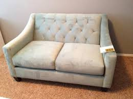 Macys Tufted Sofa by Macys Chloe Loveseat Seafoam Sectionals Pinterest