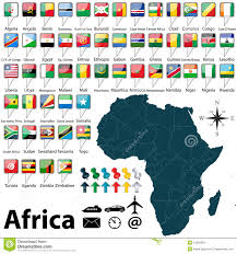 Picture Of Africa Map by Map Of Africa Stock Photos Image 34362893