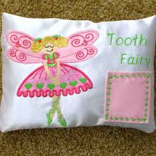 tooth fairy gift fairy tooth pillow tooth fairy pillow as the presents for