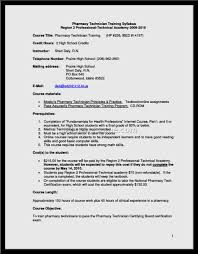 Examples Of Pharmacy Technician Resumes Sample Resume For Pharmacy Technician Sample Resumes Pharmacy
