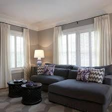 Grey Cream Curtains Cream And Lavender Pattered Drapes Design Ideas