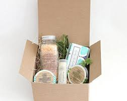 spa kits gifts etsy