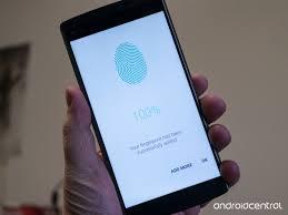 set up lg v10 fingerprint scanner android central