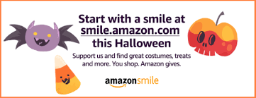amazon halloween amazon smile for halloween supplies donates to hsov