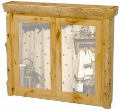 Knotty Pine Vanity Cabinet Knotty Pine Bathroom Vanity Rustic North Woods Cabinets
